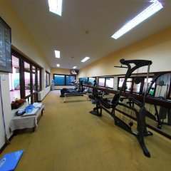 Отель Pandanus Resort Фантхьет фитнесс-зал фото 2