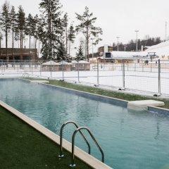 Гостиница Okhta park бассейн