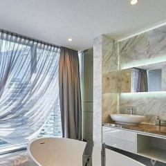 Апартаменты Apartment Moscow City IQ92 Москва ванная