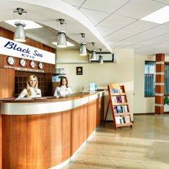 Гостиница Черное море интерьер отеля фото 3