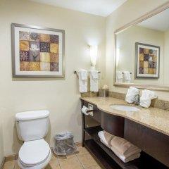 Отель Comfort Suites Cicero ванная