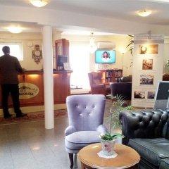 Отель Concordia Швеция, Лунд - отзывы, цены и фото номеров - забронировать отель Concordia онлайн интерьер отеля