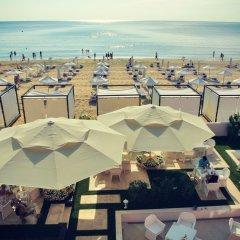 Отель Dune Болгария, Солнечный берег - отзывы, цены и фото номеров - забронировать отель Dune онлайн пляж фото 2