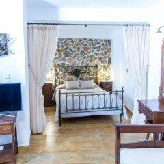 Отель Smaro Studios Греция, Остров Санторини - отзывы, цены и фото номеров - забронировать отель Smaro Studios онлайн комната для гостей фото 5