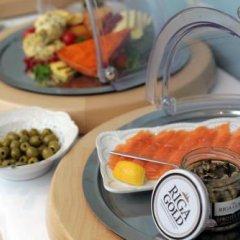 Отель Relais le Chevalier Латвия, Рига - отзывы, цены и фото номеров - забронировать отель Relais le Chevalier онлайн питание фото 3
