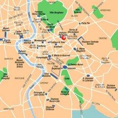 Отель Sina Bernini Bristol Италия, Рим - 1 отзыв об отеле, цены и фото номеров - забронировать отель Sina Bernini Bristol онлайн городской автобус