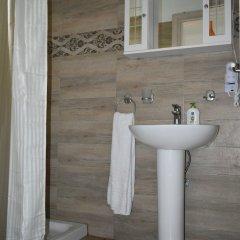 Апартаменты Nikos Apartments ванная