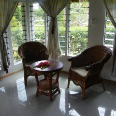 Отель Botaira Resort балкон