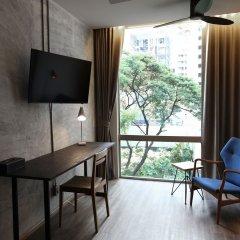 Tints of Blue Hotel удобства в номере