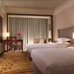 Отель Ramada by Wyndham Beijing Airport комната для гостей фото 2