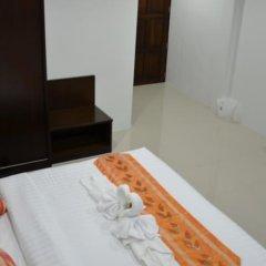 Отель Lada Krabi Residence сейф в номере