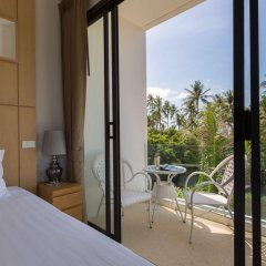 Отель Luxury Villa Pina Colada балкон