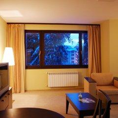 Отель Royal House Apartments TMF Болгария, Пампорово - отзывы, цены и фото номеров - забронировать отель Royal House Apartments TMF онлайн комната для гостей фото 5