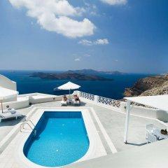 Отель Celestia Grand Греция, Остров Санторини - отзывы, цены и фото номеров - забронировать отель Celestia Grand онлайн бассейн фото 2