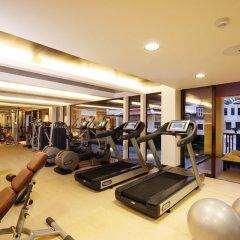 Отель Movenpick Resort Bangtao Beach Phuket фитнесс-зал фото 2