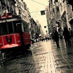 Отель Amiral Palace Стамбул городской автобус
