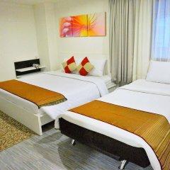 Отель Pratunam City Inn Таиланд, Бангкок - отзывы, цены и фото номеров - забронировать отель Pratunam City Inn онлайн комната для гостей фото 4