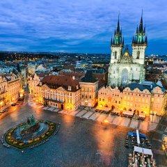 Отель Barcel�_ Old Town Praha фото 5
