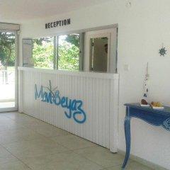 Mavi Beyaz Hotel Beach Club Силифке интерьер отеля