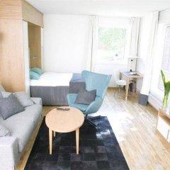 Апартаменты Majorstuen Apartments комната для гостей фото 4