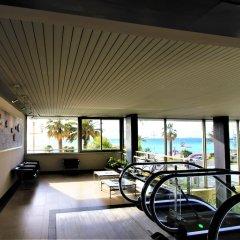 Отель Nice Booking - Royal Luxembourg Piscine Ницца спортивное сооружение