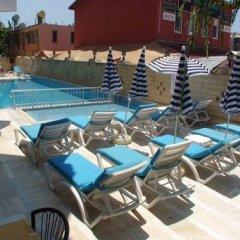 Kleopatra City Hotel бассейн