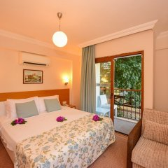 Отель Perdikia Hill комната для гостей