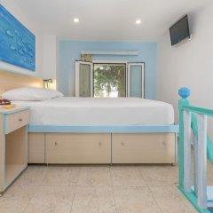Апартаменты Haraki Mare Studios & Apartments Родос ванная
