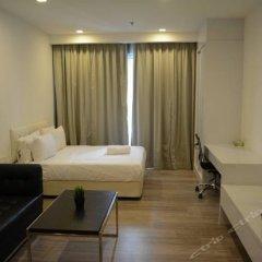 Отель W Studio Bukit Bintang Малайзия, Куала-Лумпур - отзывы, цены и фото номеров - забронировать отель W Studio Bukit Bintang онлайн комната для гостей фото 4