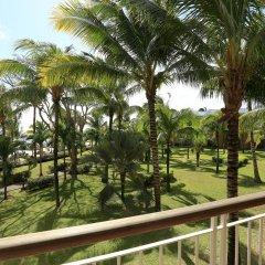 Отель Victoria Beachcomber Resort & Spa балкон