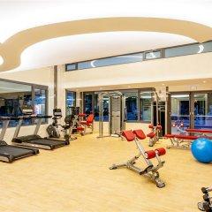Отель Rhodos Horizon City Родос фитнесс-зал фото 2