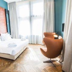 Hotel De Hallen удобства в номере фото 2