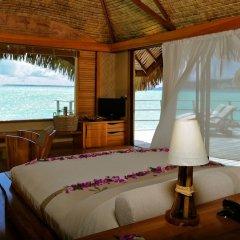 Отель Le Taha'a Island Resort & Spa комната для гостей фото 5