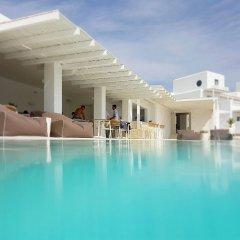 Livin Mykonos Hotel бассейн фото 3