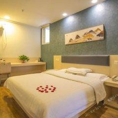 Отель Elan Inn Huixian Dongguan Village комната для гостей