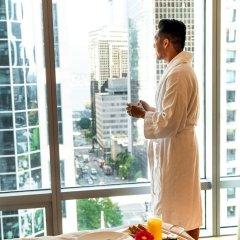 Отель Shangri-La Hotel Vancouver Канада, Ванкувер - отзывы, цены и фото номеров - забронировать отель Shangri-La Hotel Vancouver онлайн в номере фото 2