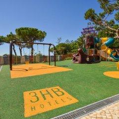 Отель 3HB Falésia Garden детские мероприятия