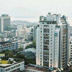 Отель Hangzhou Hua Chen International городской автобус