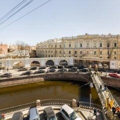 Отель GoodRest на Канале Грибоедова Санкт-Петербург приотельная территория фото 2