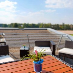 Seminaris Hotel Nürnberg балкон