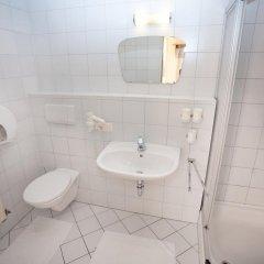 Отель Landhaus Gudrun ванная фото 2