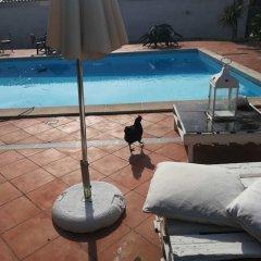 Отель B&B Villa Giovanni Италия, Казаль Палоччо - отзывы, цены и фото номеров - забронировать отель B&B Villa Giovanni онлайн фитнесс-зал