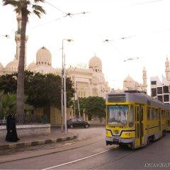Four Seasons Hotel Alexandria at San Stefano городской автобус