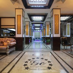 Grand Corner Boutique Hotel интерьер отеля