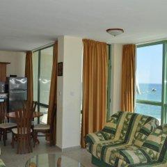 Апартаменты Kabakum Beach Apartments комната для гостей фото 2