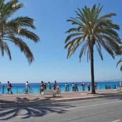 Отель Nice Booking - Domes - Piscine Terrasse пляж