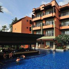 Patong Merlin Hotel бассейн фото 3