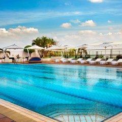Отель Hilton Colombo Residence Шри-Ланка, Коломбо - отзывы, цены и фото номеров - забронировать отель Hilton Colombo Residence онлайн бассейн