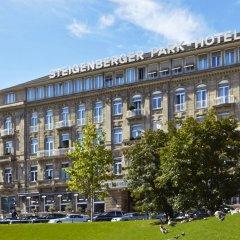Отель Steigenberger Parkhotel Düsseldorf фото 6