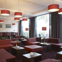 Отель Intercityhotel Berlin-Brandenburg Airport гостиничный бар